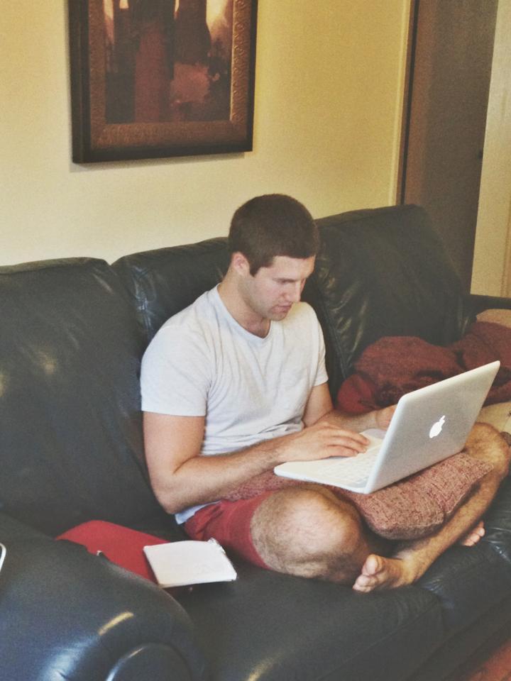 Dave Homework-ing