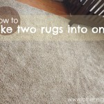 DIY Project: Nursery Rug