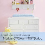 Small Apartment Living: With Babies