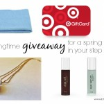 Step Right Up {GIVEAWAY}