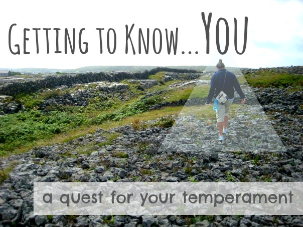 Temperament Tuesday Link Up