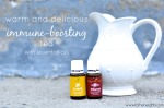 Immune Boosting Tea (with Essential Oils)