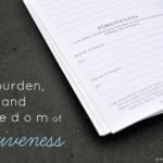 The Ick-Factor of Forgiveness