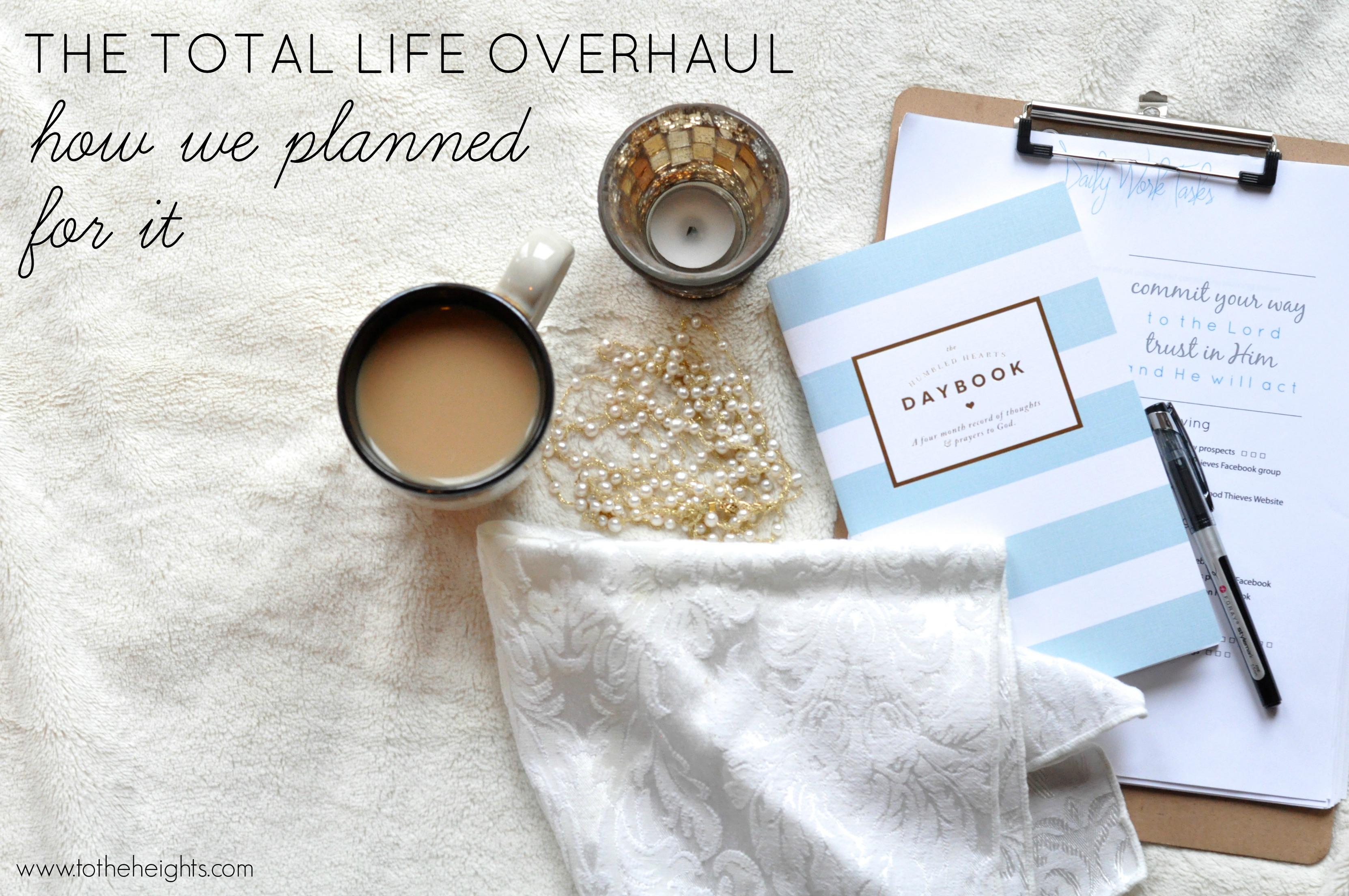 life-overhaul-planning