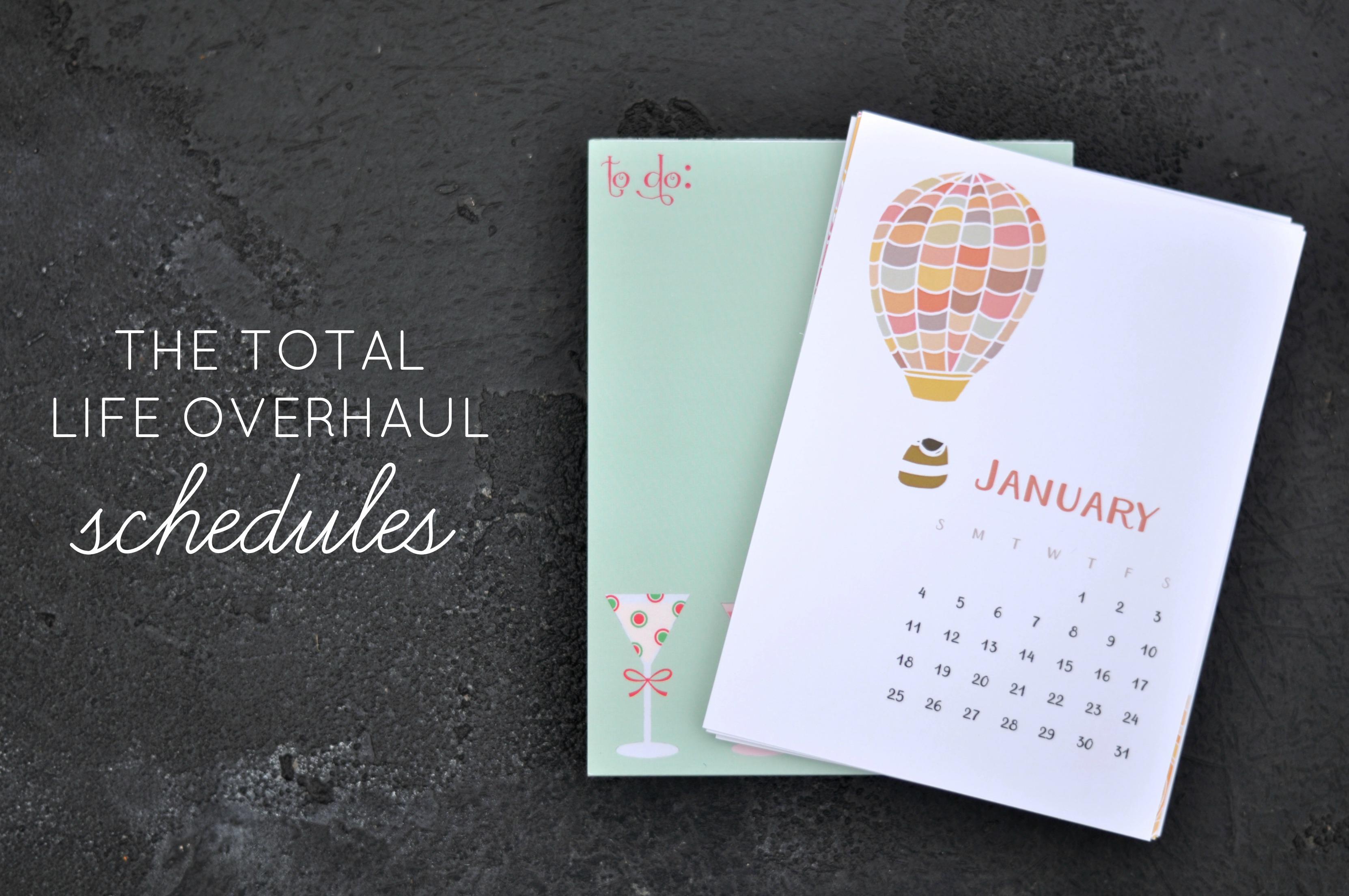 total-life-overhaul-schedule