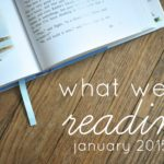 What We're Reading (January 2015)