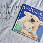 What We're Reading – March